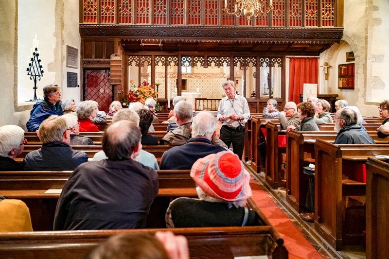 St  Botolph's Church Swyncombe Events